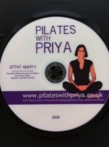 Pilates with Priya DVD